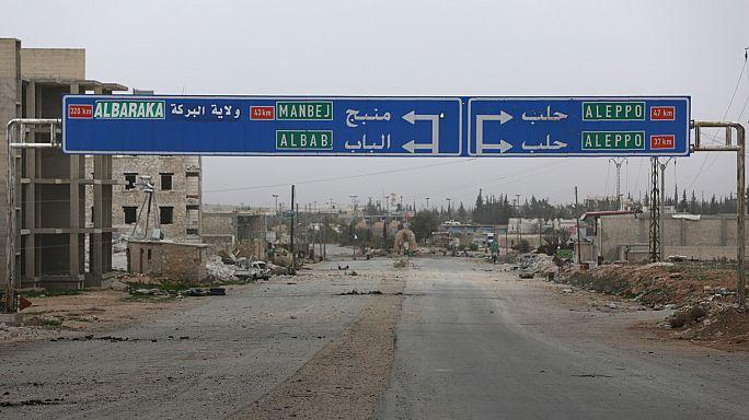 Jefes militares de Turquía, Rusia y Estados Unidos se reúnen para debatir la situación en Siria