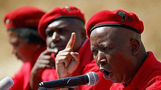 Afrique du Sud : Julius Malema interdit d'appeler à occuper des terres
