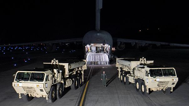 Güney Kore'ye yerleştirilen füze sistemi sonrası Çin'den ABD'ye tehdit