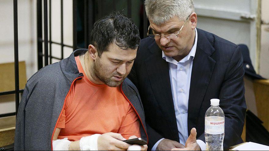 Roman Nasirov, Jefe de la Agencia Tributaria ucraniana, en detención preventiva