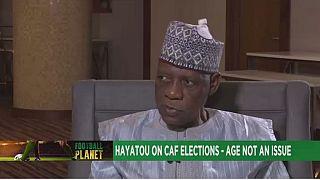 Interview exclusive d'Issa Hayatou avant les élections à la CAF [Football Planet]