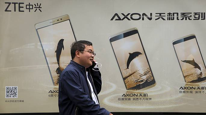 USA : le Chinois ZTE à l'amende pour violation de sanctions