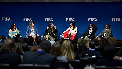 FIFA equality conference charts way forward for women football