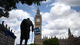 """Los Lores aprueban que el Parlamento pueda vetar el acuerdo del """"brexit"""""""