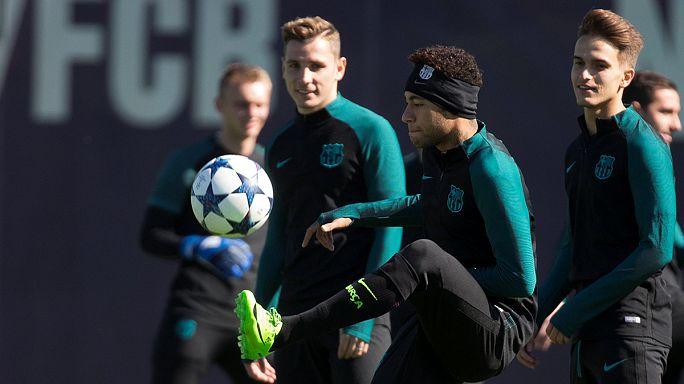 Barcelona PSG karşısında bir ilki başarmak istiyor