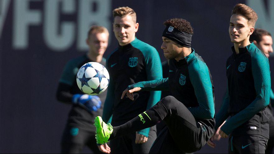 Champions League: Barcelona setzt im Achtelfinal-Rückspiel gegen PSG auf Messi