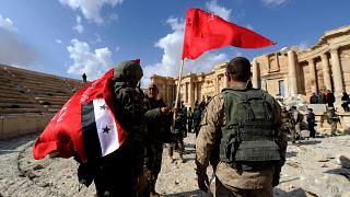 Syria's Palmyra re-taken but remains in ruins