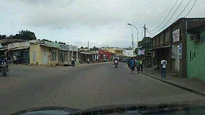 [Photo]RDC : journée sans taxi dans la ville portuaire de Matadi