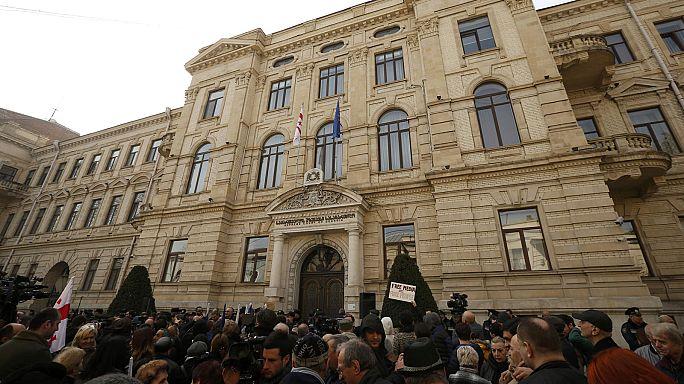 La justice européenne à la rescousse de la chaîne d'opposition géorgienne Rustavi 2