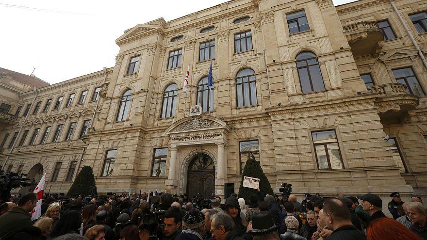 Tribunal europeu decide contra Geórgia em disputa de canal de TV crítico do governo