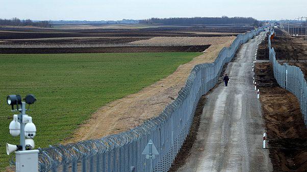 دولت مجارستان پناهجویان را در زمان بررسی پناهندگی آنها بازداشت می کند