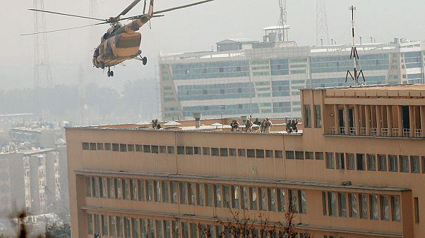 Αφγανιστάν: Μακελειό στο στρατιωτικό νοσοκομείο της Καμπούλ