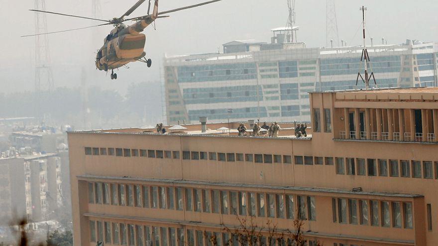 Ataque a hospital militar no Afeganistão