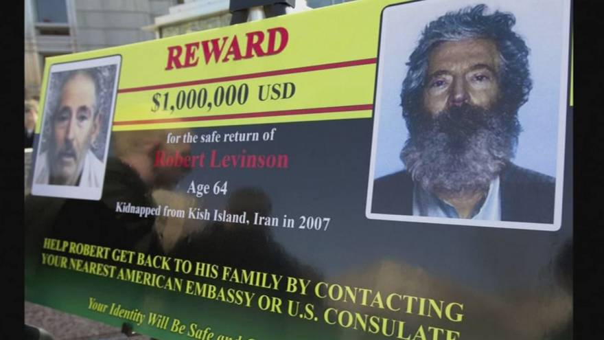 10 years on: family of vanished CIA operative hopeful he's alive