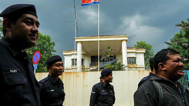 Las autoridades malasias intentan rebajar la tensión con Corea del Norte