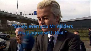 Geert Wilders explica a euronews por qué quiere prohibir el Corán en Holanda