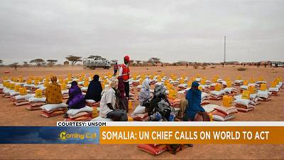 Somalie : Antonio Guterres appelle à la mobilisation [The Morning Call]