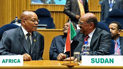 ICC summons South Africa over Bashir visit