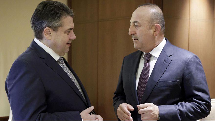 A német-török külügyminiszteri találkozó sem hozott áttörést a két ország feszült viszonyában