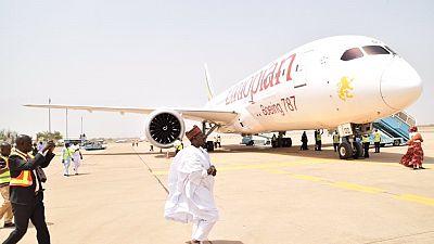 Nigeria's Kaduna airport receives first international flight after Abuja closure