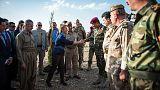 Jesiden schlagen Alarm: Wo sind die deutschen Waffen im Irak?