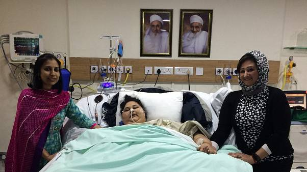 Egyptian who is world's heaviest woman loses 100kg in 3 weeks