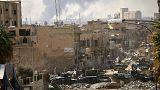Irak ordusu Musul'u Telafer'e bağlayan stratejik yolun kontrolünü sağladı