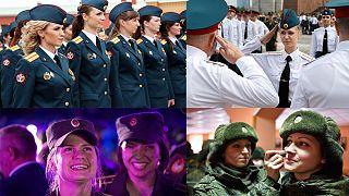 اليوم المرأة العالمي: احتفال على طريقة الجيش الروسي