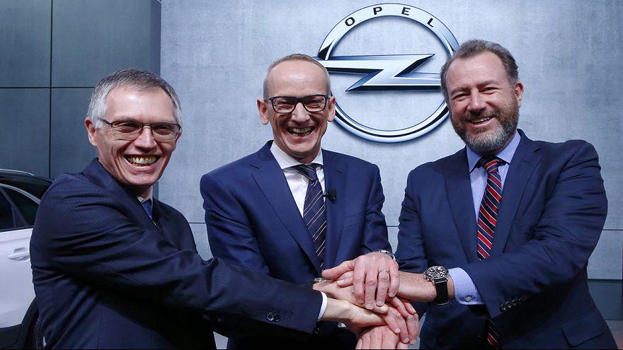 Business Line: Opel, PSA und Europas Automarkt