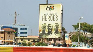 Le Ghana célèbre ses 60 ans d'indépendance [no comment]
