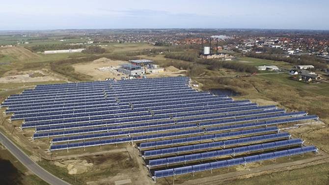 Can Denmark S Solar Power Solution Be A Blueprint For Sun Starved Countries Euronews
