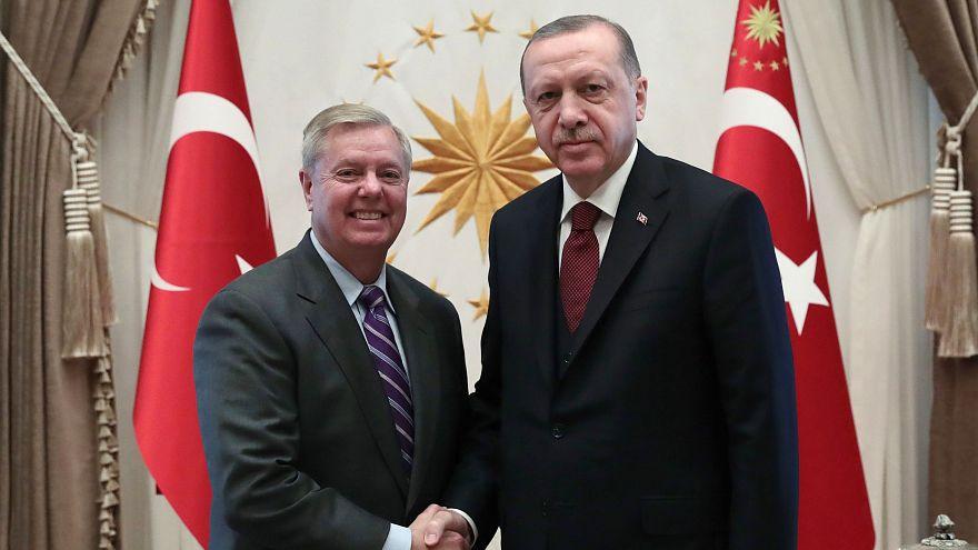 U.S. senator in Turkey