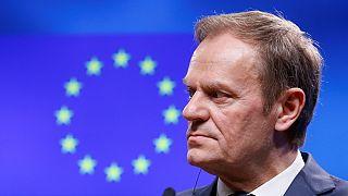 Berlin unterstützt die Wiederwahl Tusks als Chef des EU-Rates