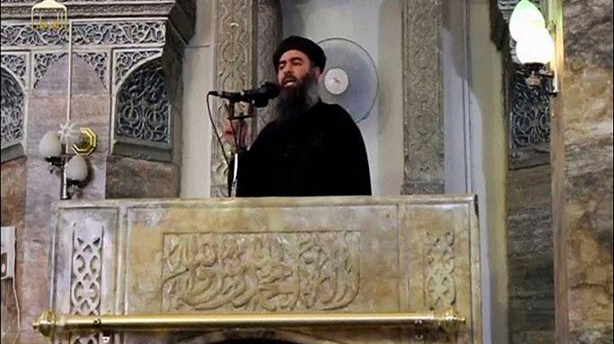 IS-Dschihadisten-Boss Al-Baghdadi aus Mossul in die Wüste geflohen?