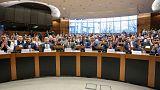 Οι πρωταθλητές Ευρώπης του 2004 στο Ευρωκοινοβούλιο