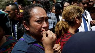 Guatemala children's home blaze leaves 19 dead