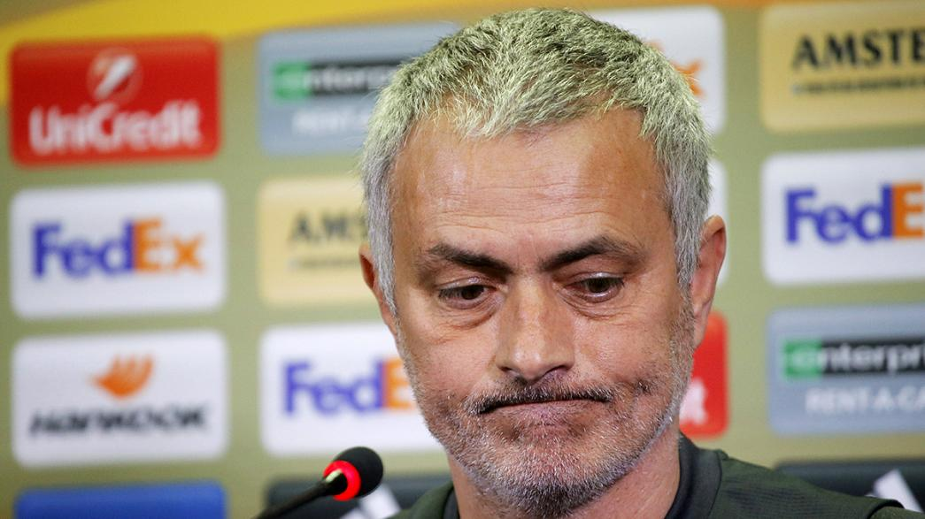 Europa League: Mourinho not happy with pitch as Man Utd ready themselves for Rostov test