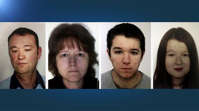 Nach Mord an französischer Familie: Erste Leichenteile entdeckt