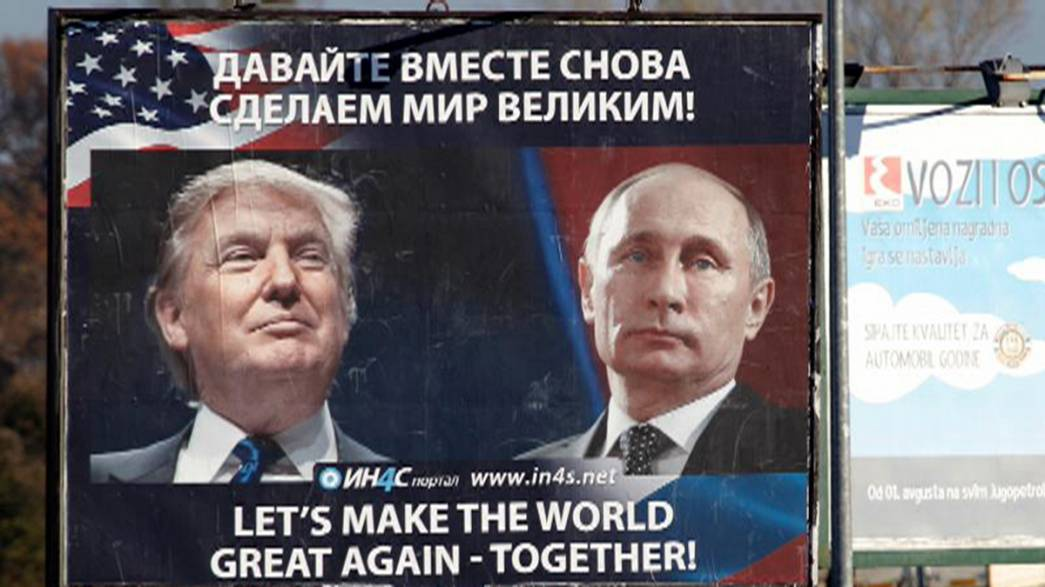 Trump and Russia – what foreign policy experts want him to do