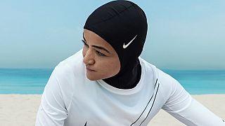 Nike lance le Pro Hijab pour les sportives musulmanes