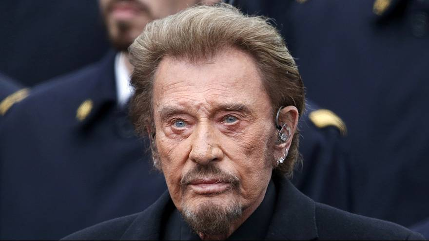 Johnny Hallyday souffre d'un cancer