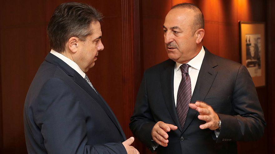 Megismételte a náci párhuzamot a török külügyminiszter szerdán