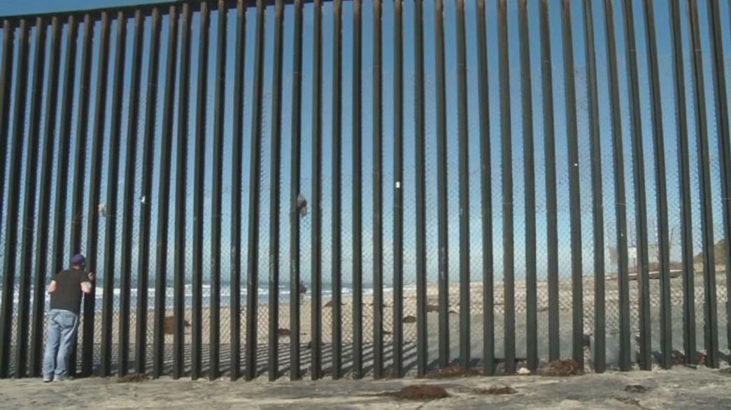 EUA dizem que imigração clandestina do México caiu 40%