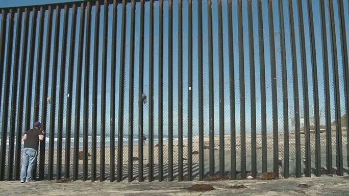 """EEUU observa un """"desplome dramático"""" en la detención de clandestinos en la frontera con México"""