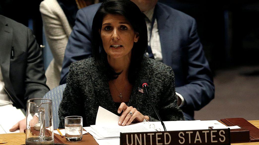"""ABD: """"İran ve Şii misiler Suriye'den çıkartılmalı"""""""