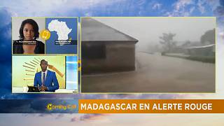 Madagascar en alerte rouge [The Morning Call]