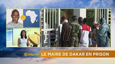 Le maire de Dakar en prison [The Morning Call]