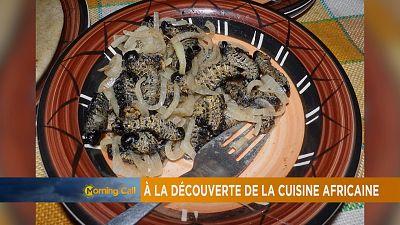 Exploring African delicacies