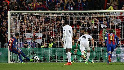 Ligue des champions : performance historique du FC Barcelone