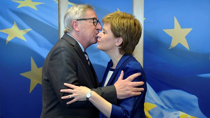 Scotland threatens London with independence by autumn next year
